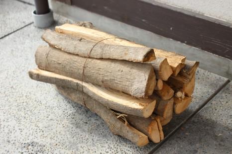 薪(樫の木)